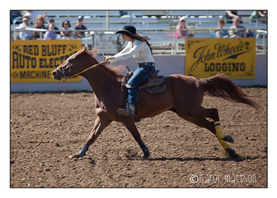 Red Bluff Rodeo 2012