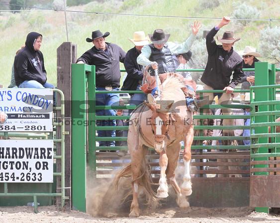 2014 Saddle Bronc
