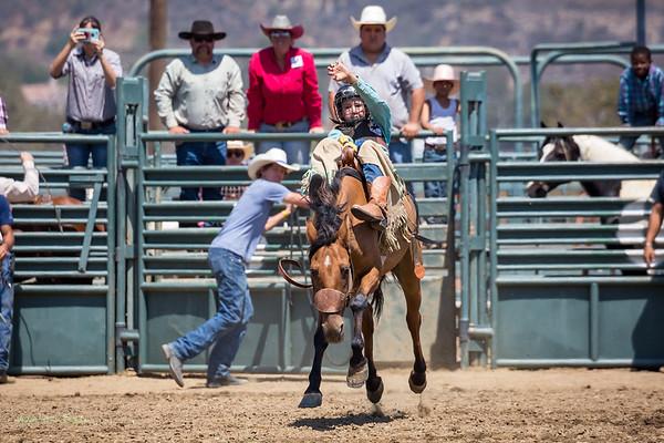 SoCal Jr. Bronc Riders - August