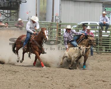 2013 Steer Wrestling
