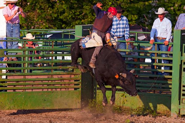 Sumas Bull-A-Rama 07-07-2012