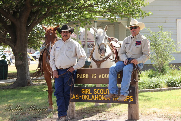Pampa Rodeo Days 2012