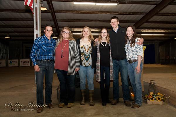 Gray County Junior Livestock 2017