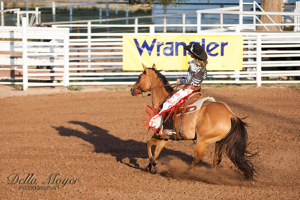 TOT Rodeo 2017 Queen Horsemanshiip