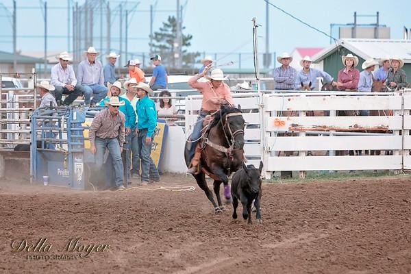 2018 TOT Rodeo Calf Roping Fri Night