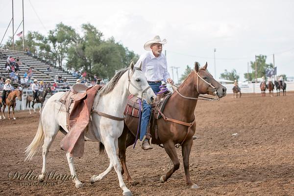 2018 TOT Rodeo Grand Entry Fri Night