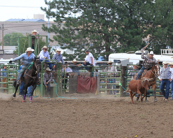 Team Roping/Condon Rodeo 2013