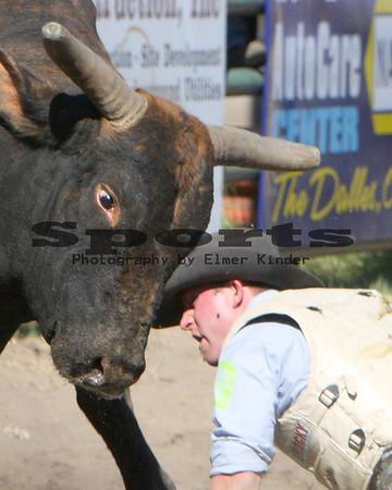 Ketchum Kalf Bull Riding 2008