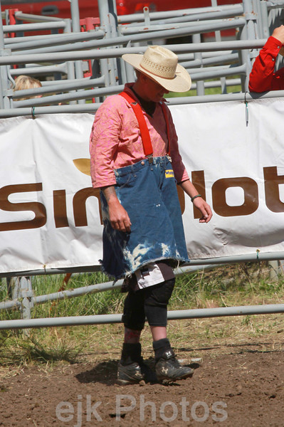 Bull Riding/Bickleton Rodeo 2011