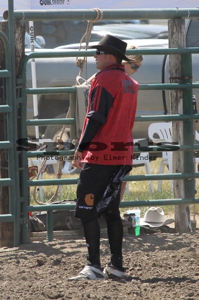 Bull Riding/Condon Rodeo 2011