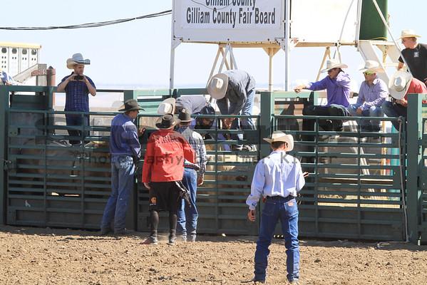 Bull Riding Condon 2012