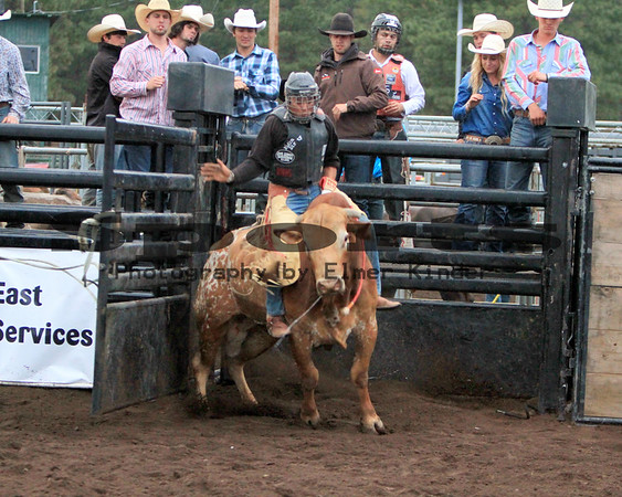 Ketchum Kalf Bull Bash Section 3