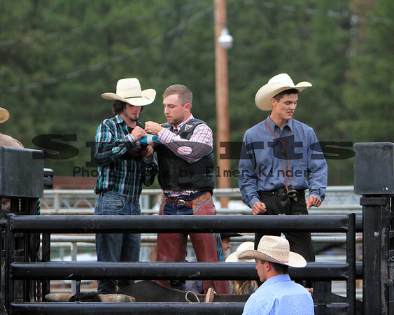 Ketchum Kalf Bull Bash Section 2