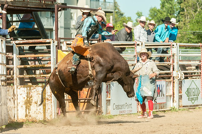 Weyburn Rodeo 20160724