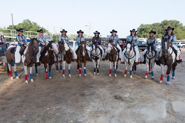 Wimberley VfW Rodeo, 2017
