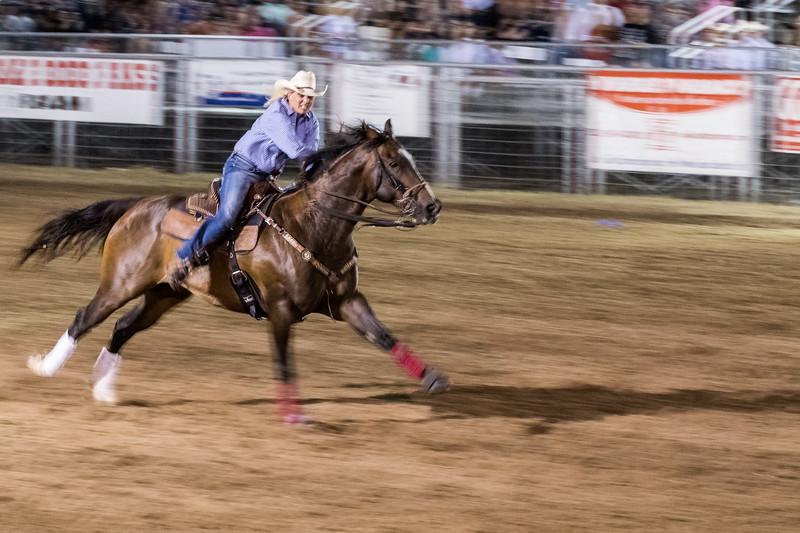 Wimberley VfW Rodeo, July 1st, 2017.