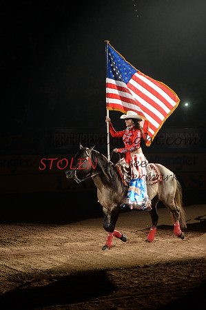 National Finals Rodeo- Las Vegas, NV-Dec 5-15, 2013