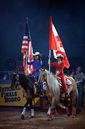 NFR2013-8-018 opening flags USA Canada