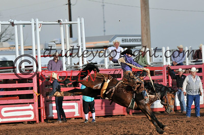 Santa Rosa Roundup PRCA-Vernon, Texas-May 14-18, 2013