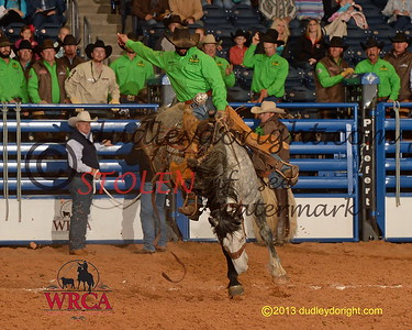 World Championship Ranch Rodeo Finals-Amarillo, Texas-Nov 6-10, 2013