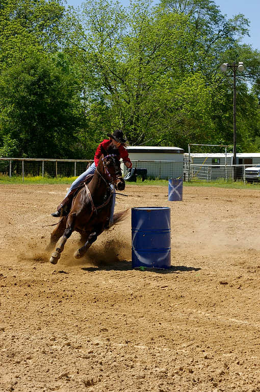 LRCA Springhill, LA Barrel Race