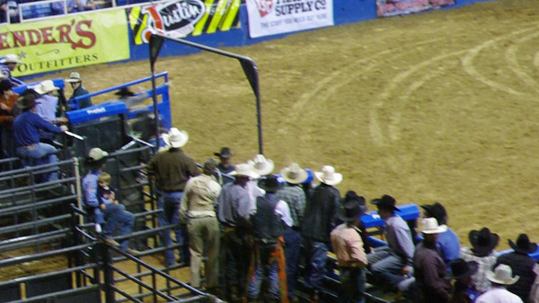PRCA Rodeo Shreveport, LA