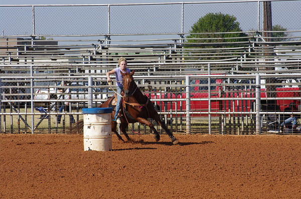 Western Louisiana Barrel Racers