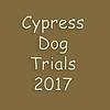 Cypress Dog Trials 2017