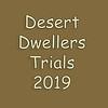 Desert Dwellers Cow Dog Trials 2019