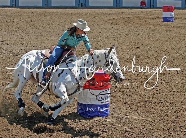 Barrel Racing - Camarillo Western Classic, Reno 2009