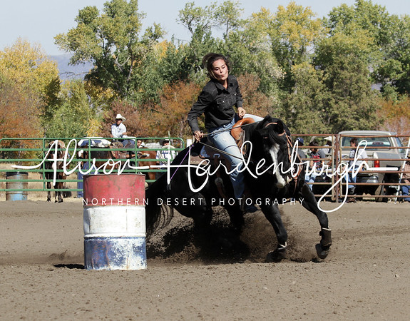 Barrel Racing ~ Saturday
