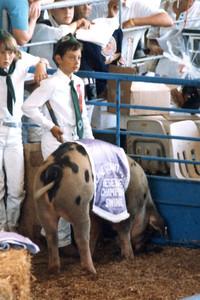 Lake County Fair 1988