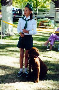 1997 Diamantina & Corky
