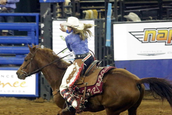 2015 Silver Spurs Rodeo, Feb 21