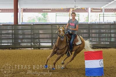 October 02, 2016-T2 Arena 'Rope For Kids' Barrel Racing-TBP_2202-