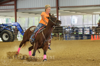 October 02, 2016-T2 Arena 'Rope For Kids' Barrel Racing-TBP_2346-