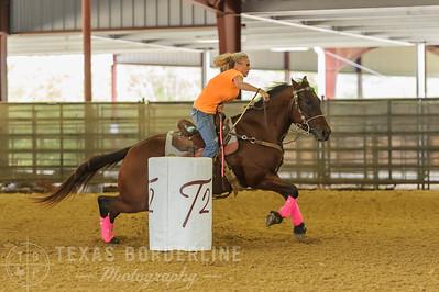 October 02, 2016-T2 Arena 'Rope For Kids' Barrel Racing-TBP_2350-