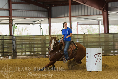 October 02, 2016-T2 Arena 'Rope For Kids' Barrel Racing-TBP_2340-