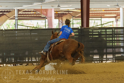 October 02, 2016-T2 Arena 'Rope For Kids' Barrel Racing-TBP_2334-