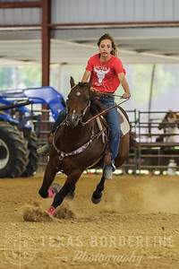 October 02, 2016-T2 Arena 'Rope For Kids' Barrel Racing-TBP_2354-