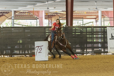 October 02, 2016-T2 Arena 'Rope For Kids' Barrel Racing-TBP_2358-