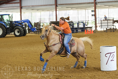 October 02, 2016-T2 Arena 'Rope For Kids' Barrel Racing-TBP_2652-