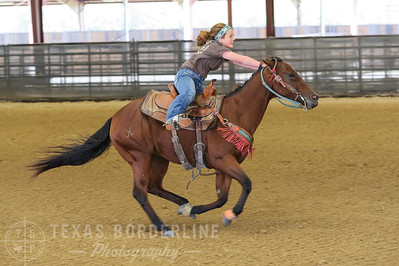 October 02, 2016-T2 Arena 'Rope For Kids' Barrel Racing-TBP_2645-