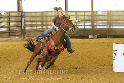 October 02, 2016-T2 Arena 'Rope For Kids' Barrel Racing-TBP_2643-