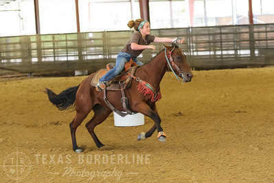 October 02, 2016-T2 Arena 'Rope For Kids' Barrel Racing-TBP_2644-