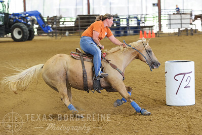 October 02, 2016-T2 Arena 'Rope For Kids' Barrel Racing-TBP_2650-