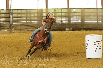 October 02, 2016-T2 Arena 'Rope For Kids' Barrel Racing-TBP_2642-