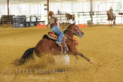 October 02, 2016-T2 Arena 'Rope For Kids' Barrel Racing-TBP_2639-