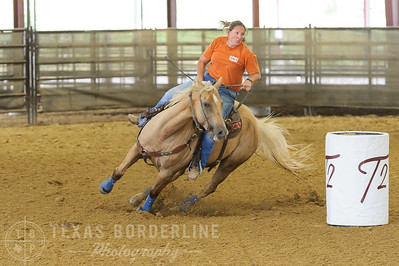 October 02, 2016-T2 Arena 'Rope For Kids' Barrel Racing-TBP_2654-
