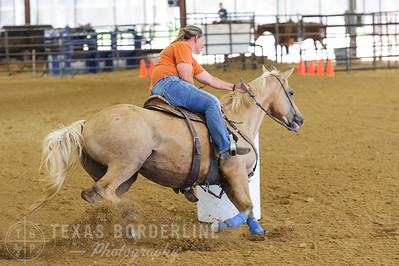 October 02, 2016-T2 Arena 'Rope For Kids' Barrel Racing-TBP_2651-